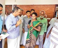 Malathy bows down before the compassion of Malappuram