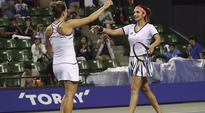 Sania Mirza-Barbora Strycova advance to third round at Wuhan Open
