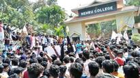 Jishnu case: ADGP visits exam hall at Nehru College, rejects copying charge