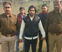Wanted criminal arrested in Noida
