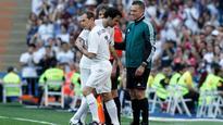 Real Madrid legends Raul and Emilio Butragueno evoke Bernabeu memories