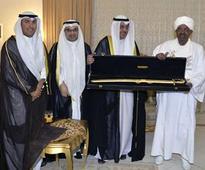 Sudanese Pres. receives Kuwait's Dep. Parl. Speaker