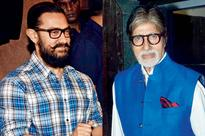 Aamir Khan on working with Amitabh Bachchan in 'Thugs Of Hindostan'