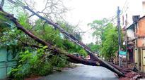 Kakinada: Heavy rains hit power supply hit due to rains