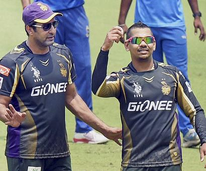 My job is to work with KKR bowlers' psyche: Akram