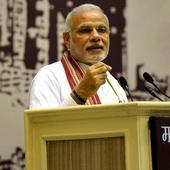 PM Narendra Modi shares web link on Varanasi