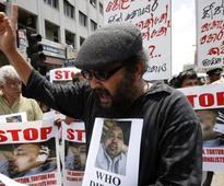 Sri Lanka arrests soldiers over journalist's abduction during war
