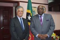 New Australian Ambassador To CARICOM Presents Credentials To Prime Minister Timothy Harris