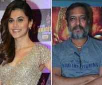What Taapsee Pannu Has to Say About Working With Nana Patekar