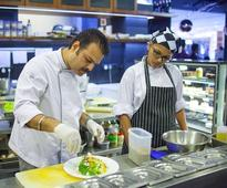 Appetite for new cuisines and tastes keeps India's restaurant scene busy