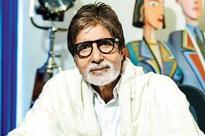 Amitabh Bachchan lends his voice to 3D film