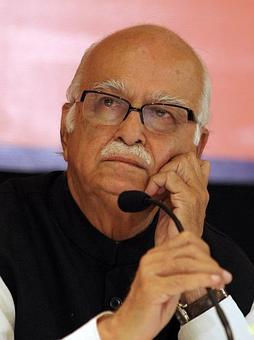 Advani snaps in Parliament: 'Why not adjourn sine die?'