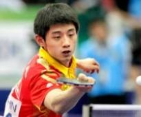 China's Zhang confident of title defence at TT Worlds