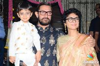 Aamir Khan disappoints son Azad! AND HOW&#63