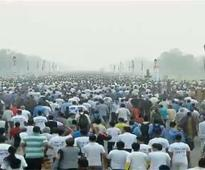 Compulsory Run for Unity? Govt officials unsure of 'voluntary' participation