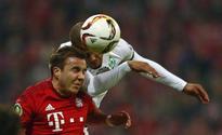 Bayern hint Goetze not first choice under Ancelotti