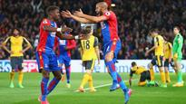 EPL: Crystal Palace bash Arsenal's top-four hopes with 3-0 win