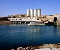 US Launches Air Strikes on IS Rebels Near Mosul Dam: Pentagon