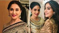 Madhuri Dixit replaces Sridevi in Abhishek Varman's film, confirms Janhvi Kapoor