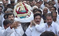 Mortal Remains Of Subrata Roy's Mother Consigned To Flames