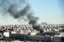Double attack on Yemen ministry