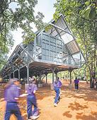 Thai architects win awards at international event