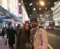 Parents-to-be Rannvijay and Prianka Singh chilling in London
