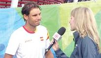 I was confident of beating Thomaz: Nadal
