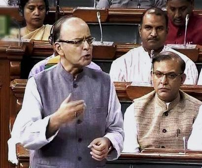 Cabinet meet on GST Bill begins in Parliament library