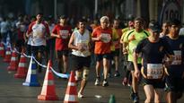 Mumbai Marathon: Tata Chairman Chandrashekhran clocks two hour in half-marathon