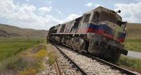 PKK railway bomb hits freight train near Iranian border, wounds train driver in eastern Turkey
