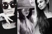 Erica's creative side, Mouni's travel excitement, Nia's lunch date  Telly Insta this week!