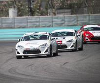 Registration open for the TRD 86 Cup at Yas Marina Circuit