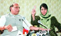 Mehbooba shows iron fist