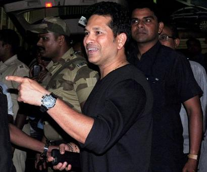 Sachin Tendulkar to fly to Rio; meet Indian Olympic squad