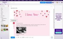 Let Yahoo Mail Write Your Love Letters