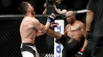 Anderson Silva calls out 'afraid' Michael Bisping for rematch