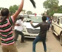 Odisha CM orders inquiry by Northern Range RDC over Attack on Gangwar's vehicle
