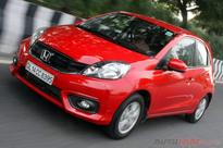 New Honda Brio Facelift Review  1.2 liter Petrol