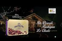 Cadbury launches new ad for Diwali