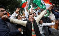 Jalebi, laddoos ready for Rahul Gandhi takeover. So sweet.