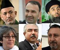 Most influential politicians in Afghanistan: April 2013