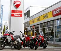 Exclusive: VW eyes possible sale of motorbike brand Ducati - sources