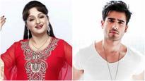 All NOT well between Nach Baliye 8 hosts Karan Tacker and Upasana Singh?