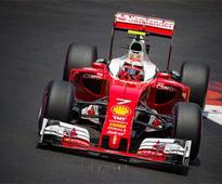 Kimi Raikkonen escapes punishment after crash