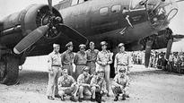 'Memphis Belle' gunner revisits England, dies during 'final mission' - Remains of 13 more WWII Marines found in Pacific