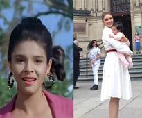  'Aankhen' actress Raageshwari: Then and now