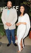 Mandira Bedi and other celebs at a fashion collection preview