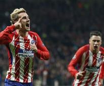 Champions League: Antoine Griezmann finds form to drag Atletico Madrid to victory over Roma