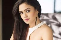 Amruta Khanvilkar has a blast at her first comedy outing